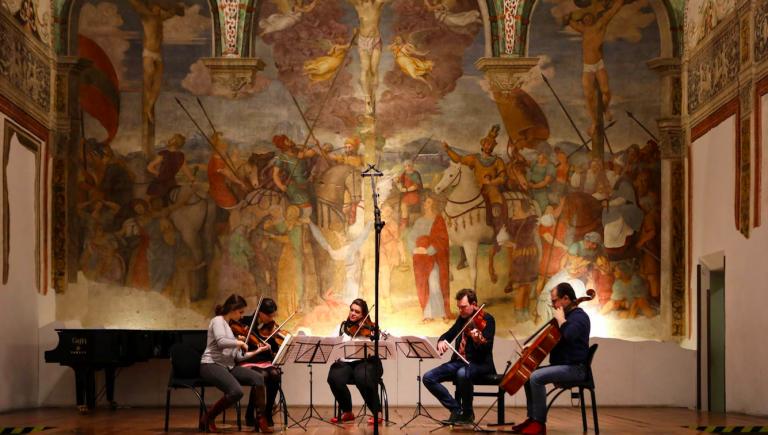 Brahms a Milano, intervista a Giorgio Casati