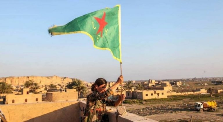 califfato siria
