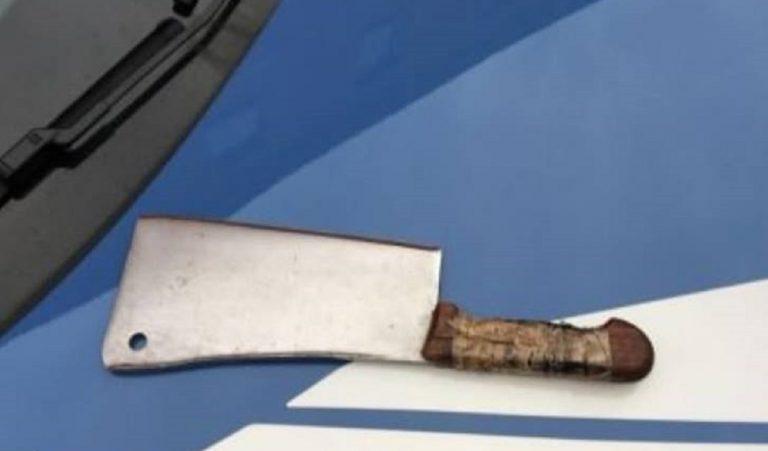 coltello e mannaia
