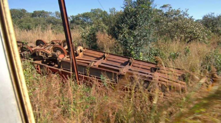 Congo, treno deragliato, 24 morti