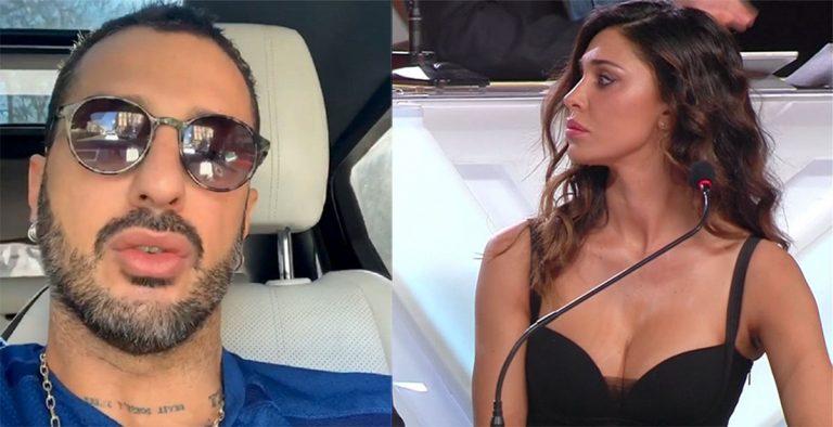 Fabrizio Corona e Belen