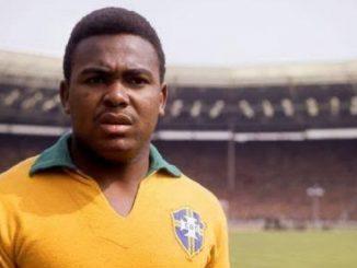 Addio a Coutinho, compagno di squadra di Pelé