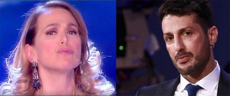 Fabrizio Corona e Barbara D'Urso
