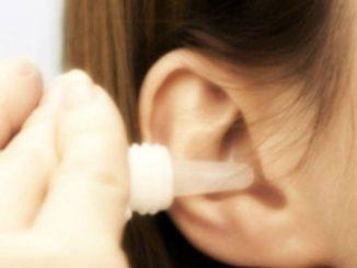 dolore all'orecchio
