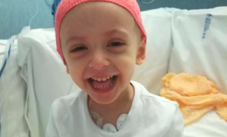 Elisa, bimba malata di leucemia, fallito il trapianto