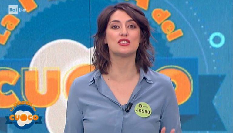 Antonella Clerici interrompe La Prova del Cuoco