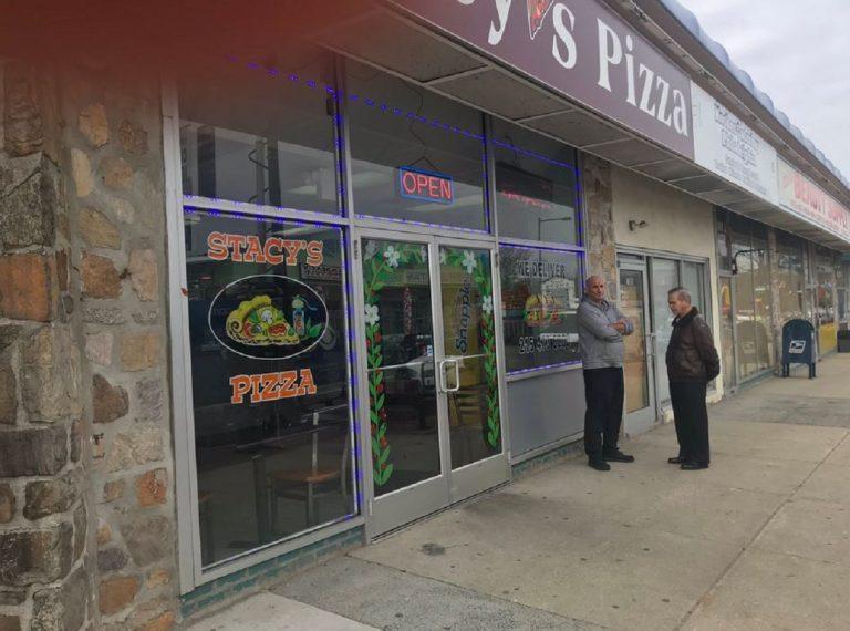 fattorino pizza ucciso philadelphia
