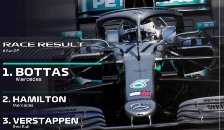 F1, la Mercedes vola: mondiale costruttori a 1,40