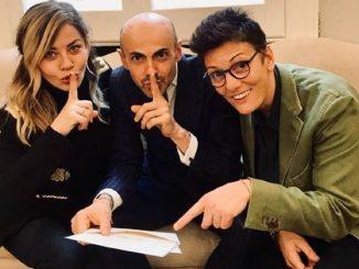 Eva Grimaldi e Imma Battaglia si sposano