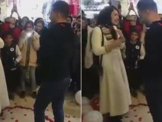 iran matrimonio arrestati