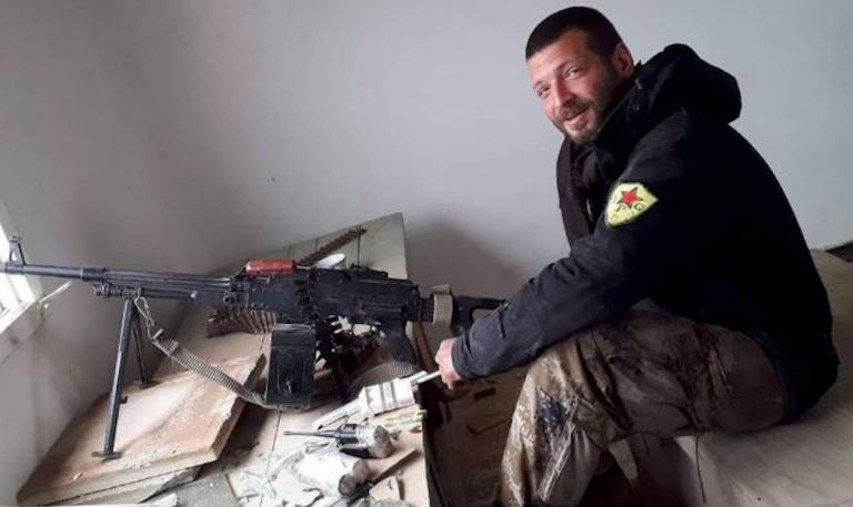 Isis, italiano ucciso in Siria