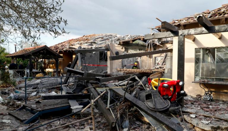 Israele, razzo da Gaza su casa a Tel Aviv