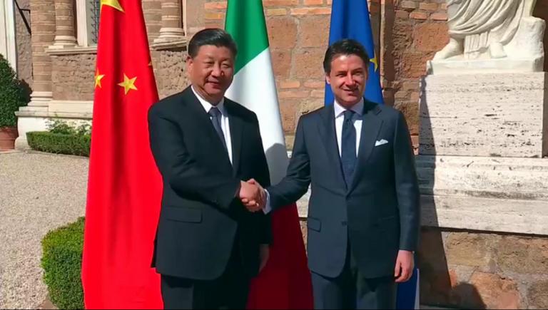 La cronaca dell'ultimo giorno di Xi Jinping in Italia