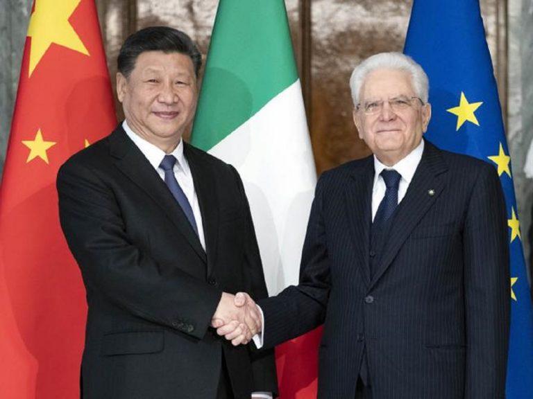 Via della seta, saranno 29 gli accordi firmati da Italia e Cina