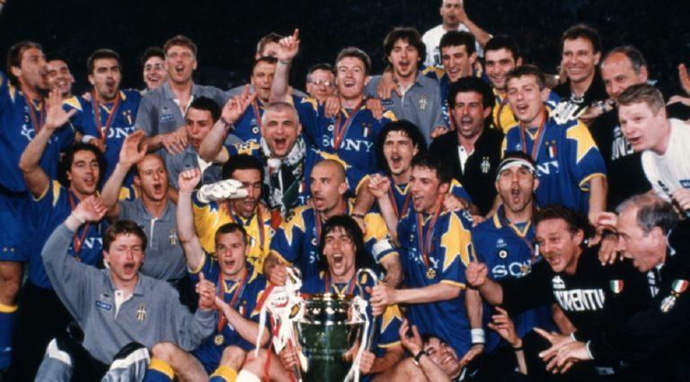 Juventus-Ajax, finale 1996