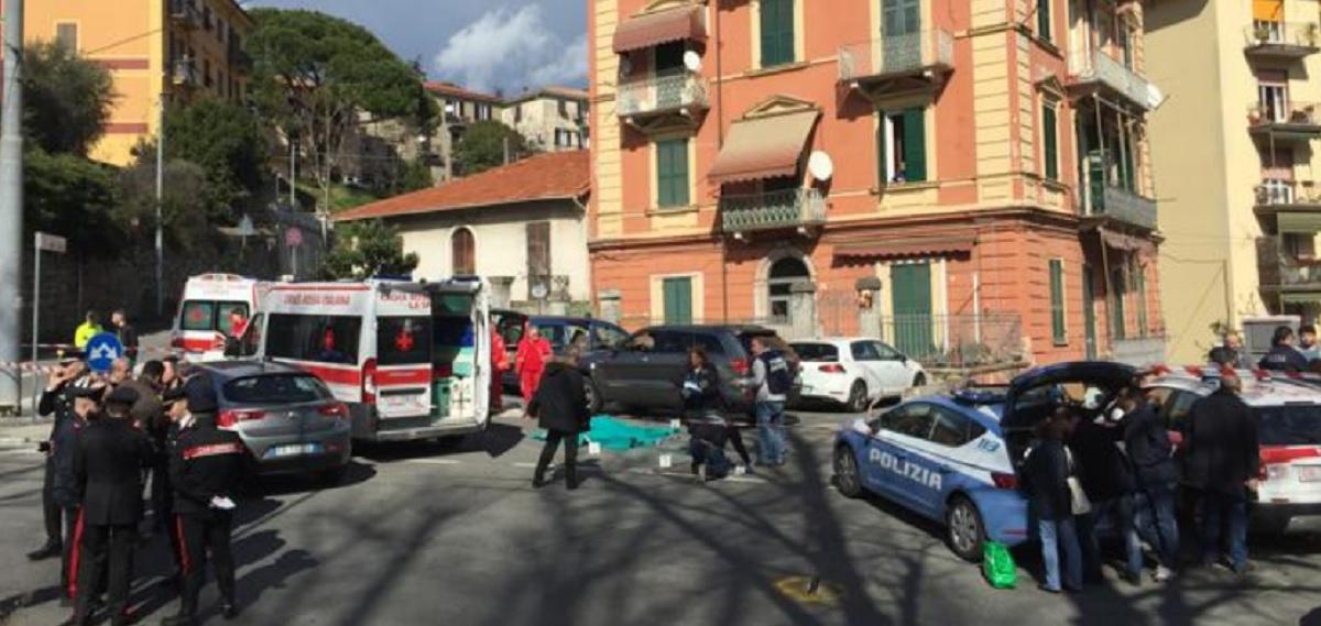 Sparatoria a la spezia morto un militare della marina for Citta della spezia ultime notizie cronaca