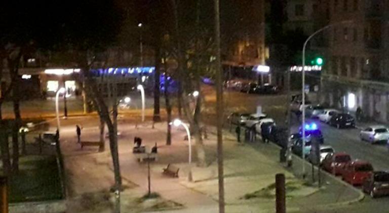 Largo Preneste Roma, 55enne preso a pugni dopo lite
