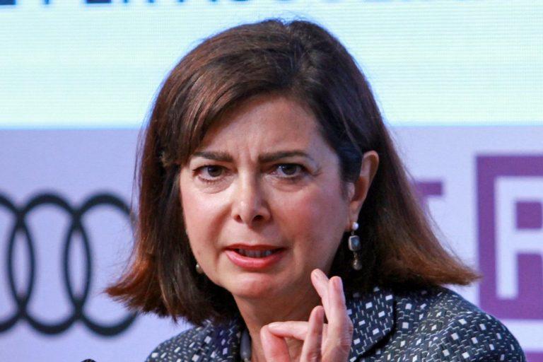 """Laura Boldrini """"Lo ius soli è un diritto, non una concessione"""""""