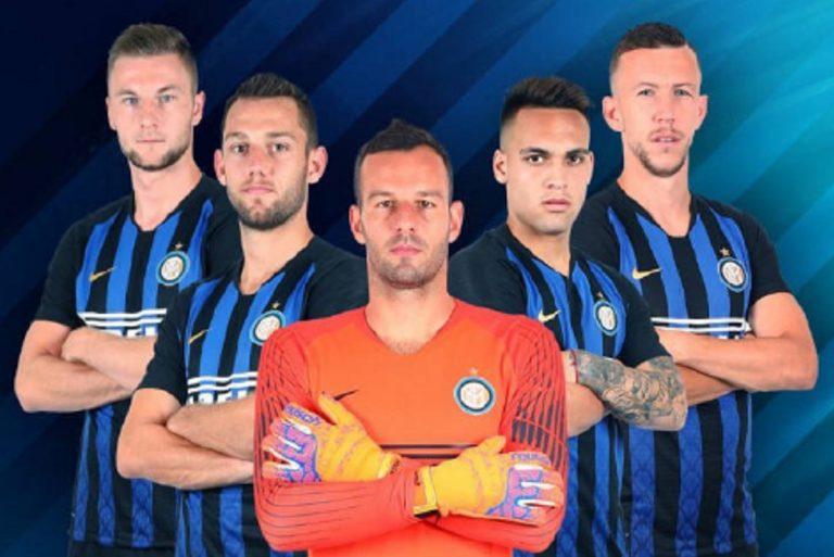 Locandina Inter senza Icardi