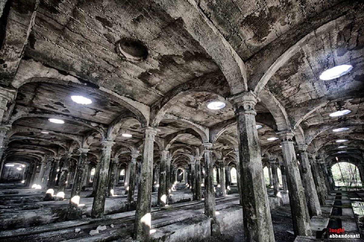 luoghi abbandonati fotografie cementificio01 1200x798