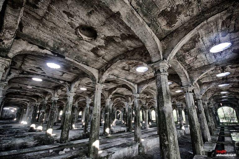 luoghi abbandonati fotografie cementificio01 768x511