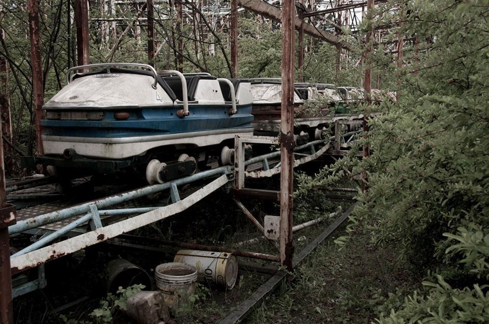 luoghi abbandonati fotografie greenland