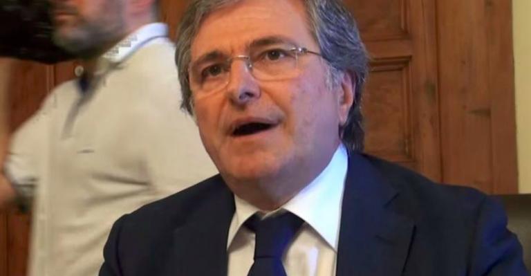 Martino Tamburrano arrestato per corruzione