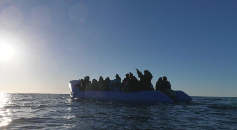 Migranti Mediterranea Lampedusa