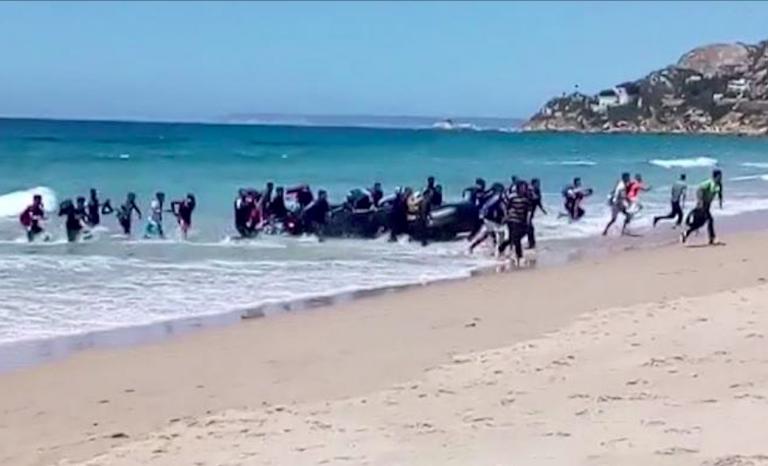 Migranti morti al largo del Marocco