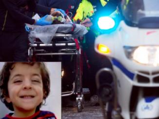 Morto Gianlorenzo, bimbo caduto al carnevale di Bologna