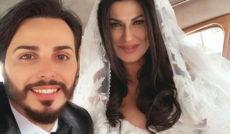 Napoli, il matrimonio tra Tony Colombo e Tina Rispoli