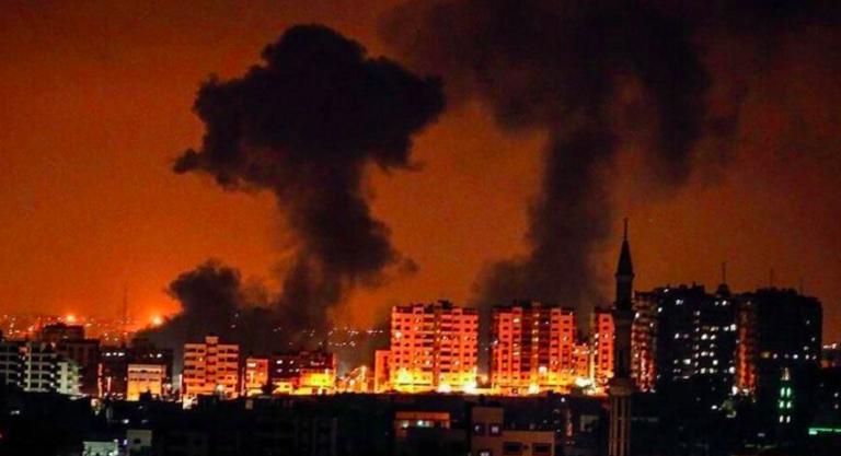 Israele lancia raid aerei su Gaza - Ultima Ora