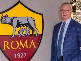 Ranieri è il nuovo tecnico della Roma
