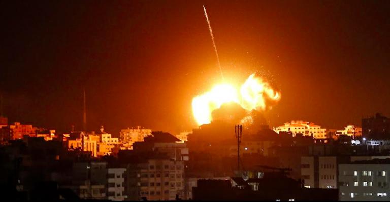 Razzi e raid tra Israele e Gaza