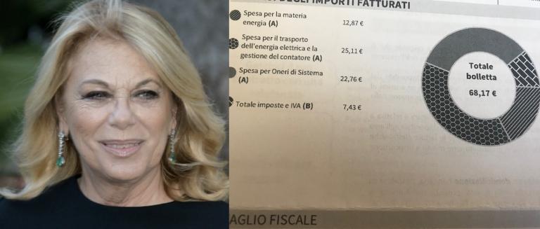"""Rita Dalla Chiesa, Enel replica """"Quote fisse non dipendono da consumi"""""""