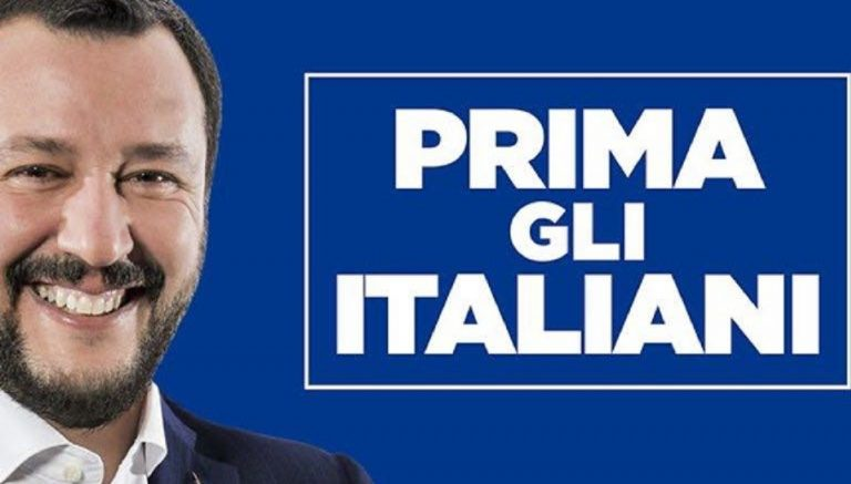 Salvini manifesto