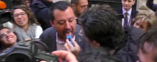Salvini test antidroga