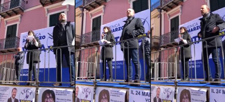 """Basilicata, candidata della Lega alle regionali: """"Sono fascista"""""""