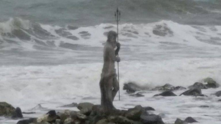 statua nettuno ostia