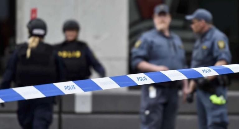 Svezia, esplosione Stoccolma