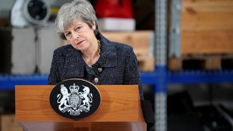 """Brexit, Theresa May """"Potremmo non uscire dall'Unione Europea"""""""