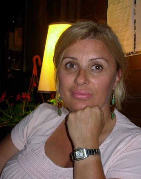 Tina Cipollari struccata