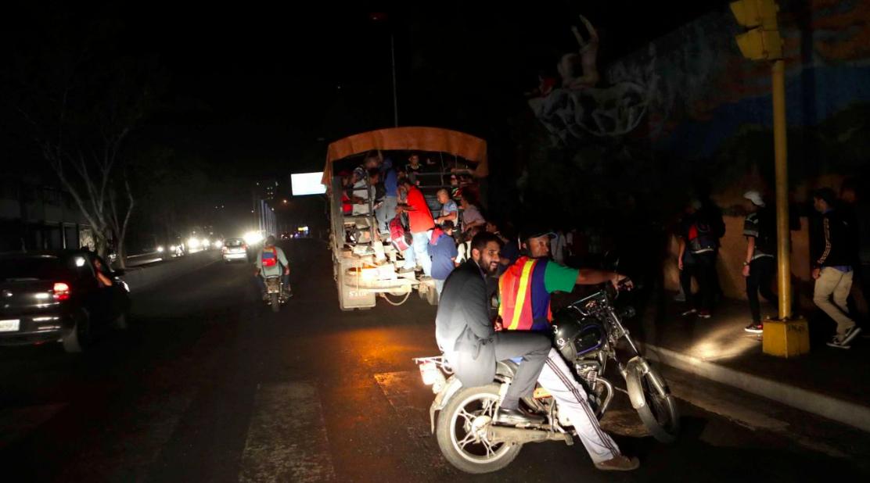 Venezuela, continua il blackout