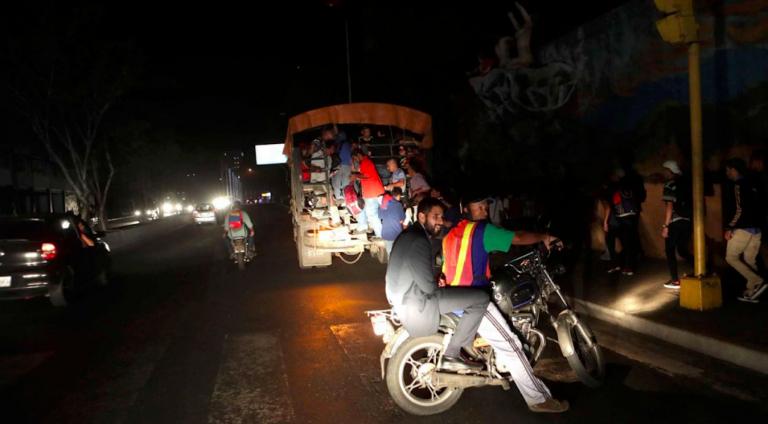 Venezuela, fine del blackout