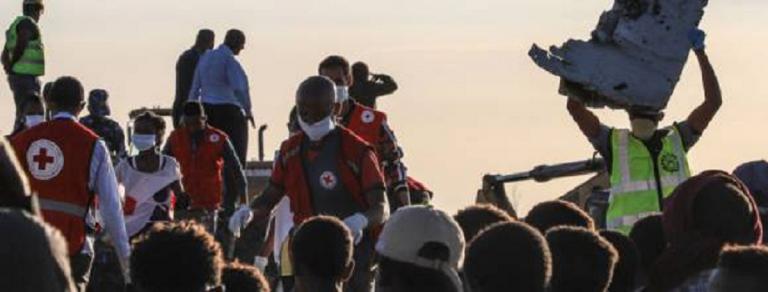Ethiopian Airlines, prima della caduta il Boeing andava troppo veloce