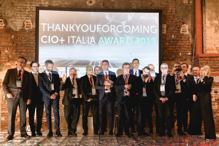 Cio Italia Award 2019
