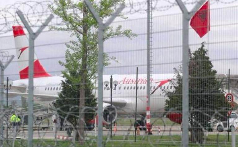 albania-rapina-aeroporto