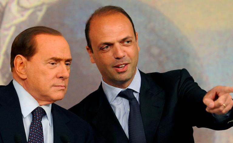 Alfano da Berlusconi