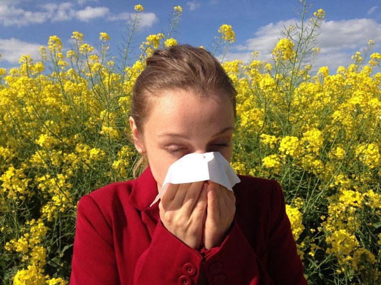 Allergia polline: le cause, i sintomi e il miglior rimedio naturale