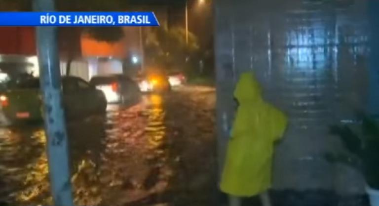 alluvione Brasile